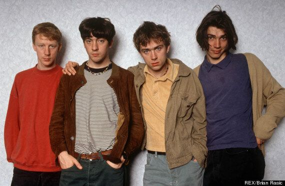 Blur's 'Parklife' Turns 20: Celebrating The Anniversary With 23 Vintage Pictures Of The Band