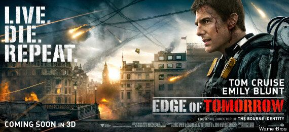 Tom Cruise - First Look At His Warrior Character In 'Edge Of Tomorrow' (EXCLUSIVE