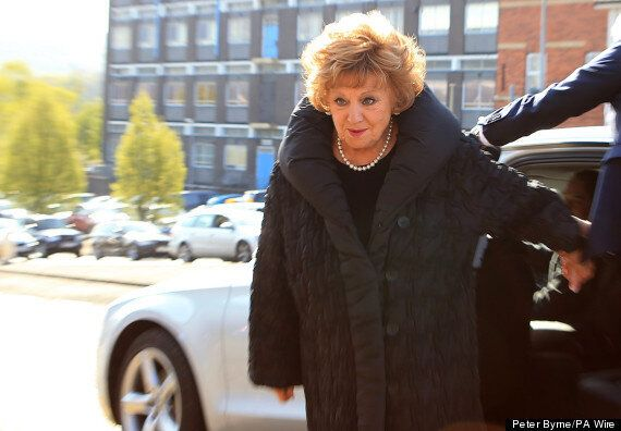 'Coronation Street' Star Barbara Knox Claims She Was 'Manhandled In Police Station' Following Arrest...