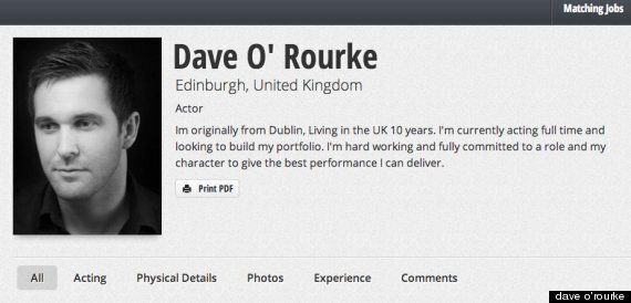 Star Of Ukip's Posters 'Actually A Foreign Worker'? Claims 'Workman' Is Irish Actor Dave