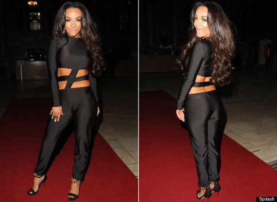 Chelsee Healey And Kym Marsh Both Suffer Fashion Fails In Jumpsuits At Miss Manchester Competition