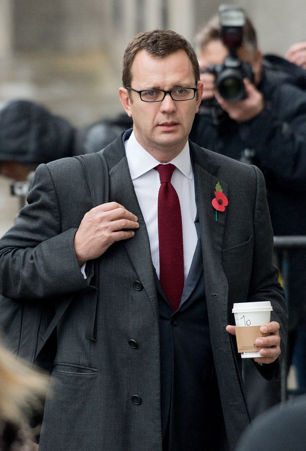 Phone-Hacking Trial: Andy Coulson And Rebekah Brooks Affair Ran Until He Quit Paper, Court