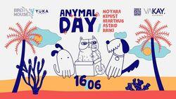 AnYmal Day: La musique au service de la cause