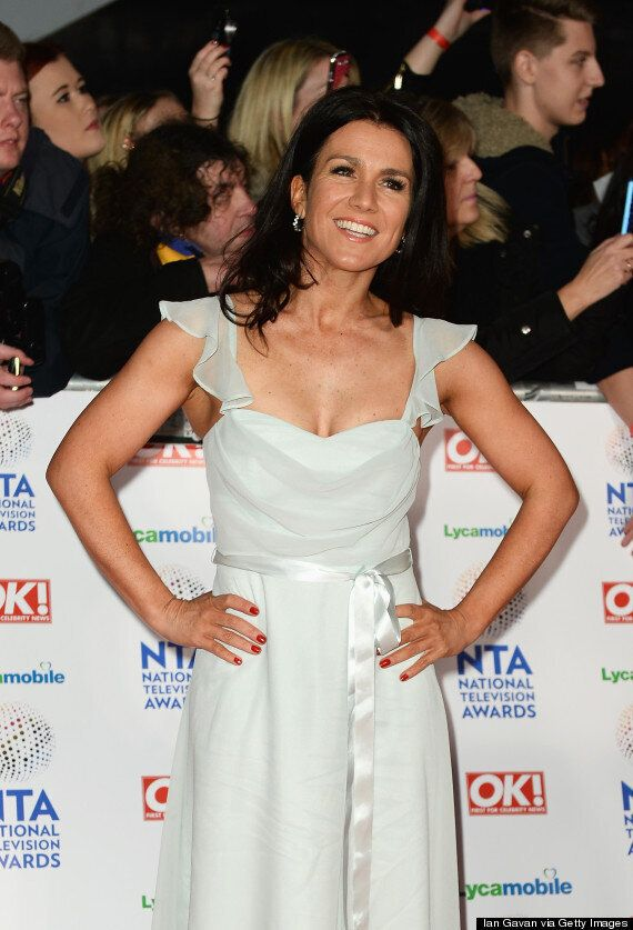 'Good Morning Britain' Presenter Susanna Reid Denies Being A Victim Of The 'Strictly Come Dancing'