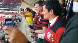 Bolsonaro defende Moro pela primeira vez: 'o que ele fez não tem