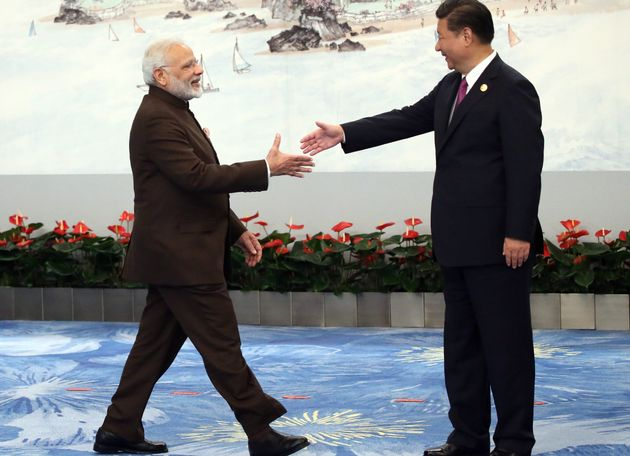 Is India The World's Best Bet To Counter China?