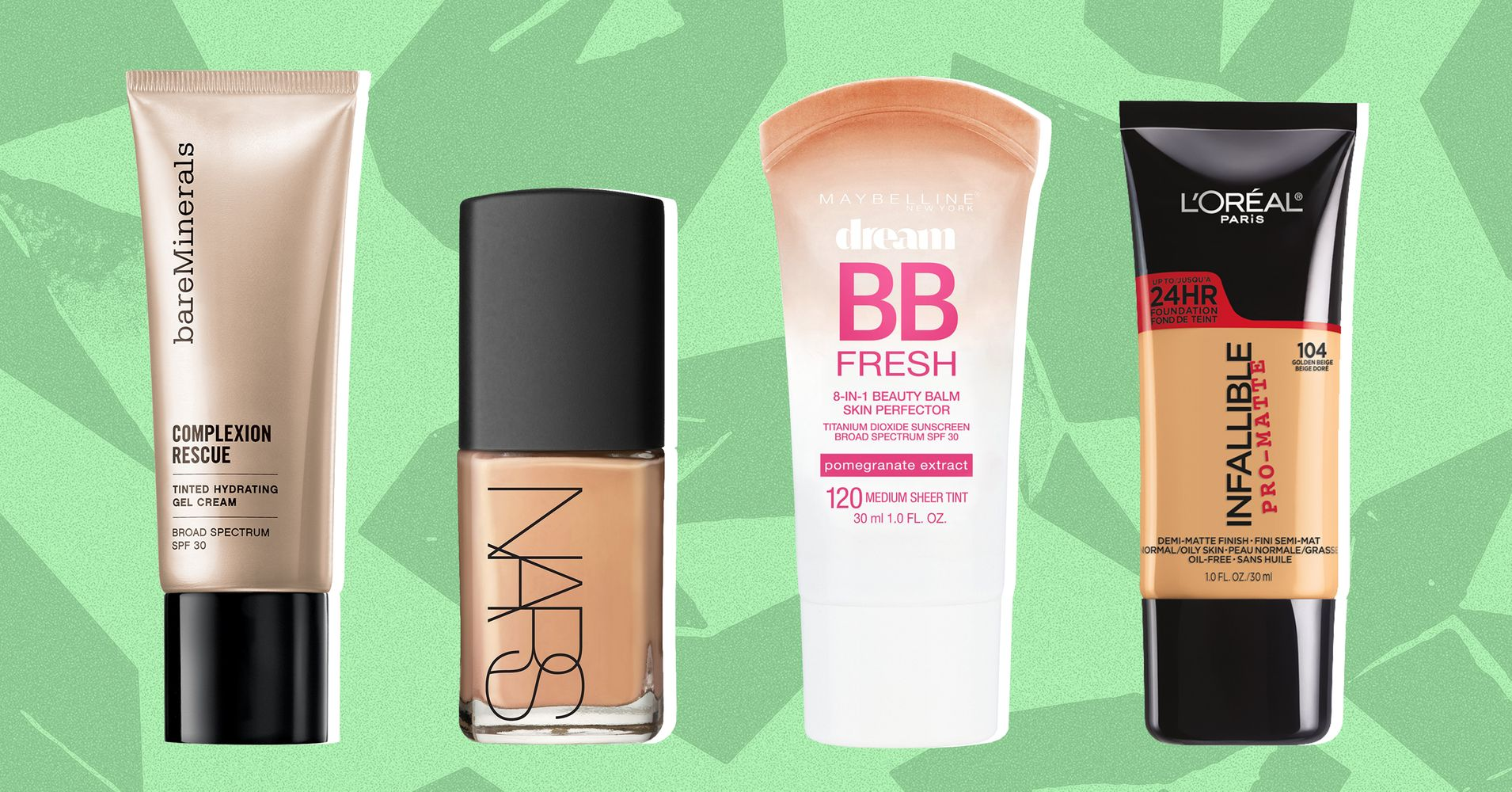 27a8042c0ce The 8 Best Sweat-Proof Foundations For Summer – For All Skin Types |  HuffPost Life