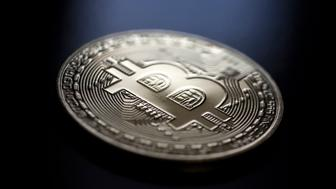 TOKYO, JAPAN - JUNE 05: In this photo illustration a visual representation of the digital currency Bitcoin is seen on June 5, 2019 in Tokyo, Japan. Former Mt. Gox Chief Executive Officer Mark Karpeles held a press conference at the Foreign Correspondents' Club of Japan today. Mt. Gox, once the world largest cryptocurrency exchange, collapsed in 2014 after the hacking of 650,000 bitcoins. Karpeles was arrested in 2015 and held for 11 months without bail on three criminal charges. (Photo by Tomohiro Ohsumi/Getty Images)