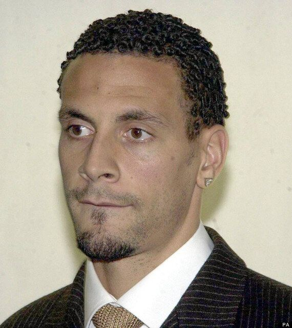 Rio Ferdinand Recalls Hooded Fans' Home Visit Over Contract