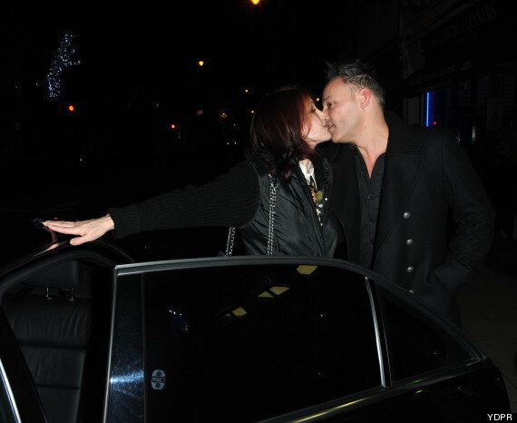 Priscilla Presley Dating Toby