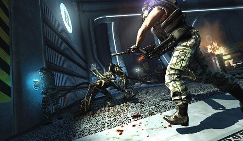 Preview of Aliens: Colonial Marines from Gearbox Software and