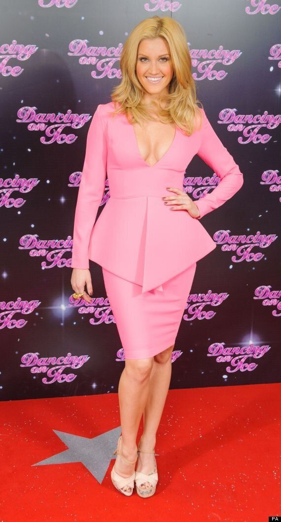 Dancing On Ice 2013: Pamela Anderson, Lauren Goodger And Ashley Roberts Glam Up The Official Press Launch