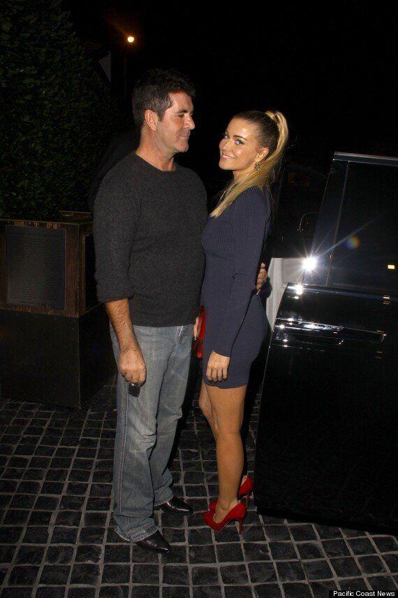 Simon Cowell 'Enjoying Secret Dates' With Carmen