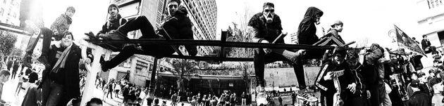 Fondu au blanc: Une exposition de photo de Youcef Krache et Michael von Graffenried à