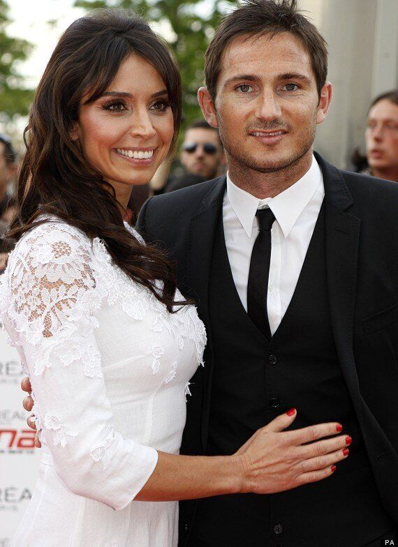Christine Bleakley And Frank Lampard's Wedding 'On