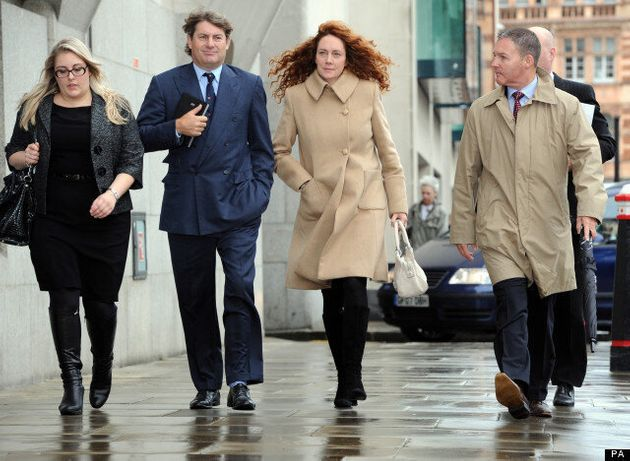 Rebekah Brooks And Andy Coulson To Face Trial Over Alleged Hacking Next