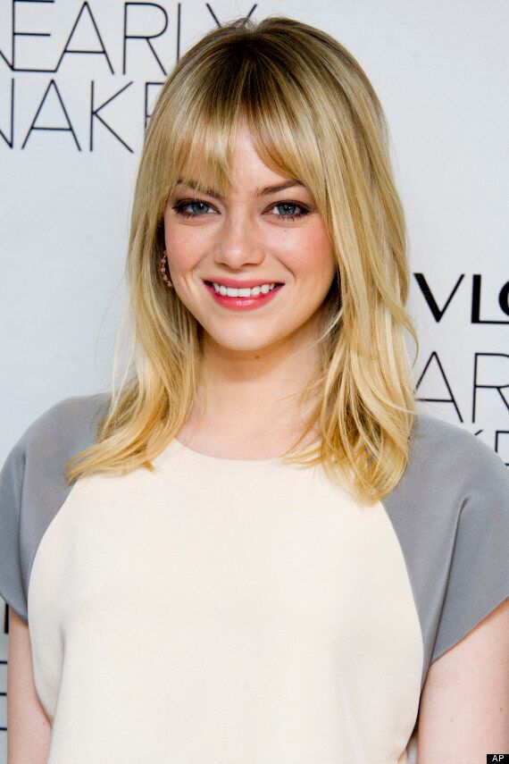 Emma Stone Thinks The British Are Foul-Mouthed Boozers. Why Thank You. You Really Are Too