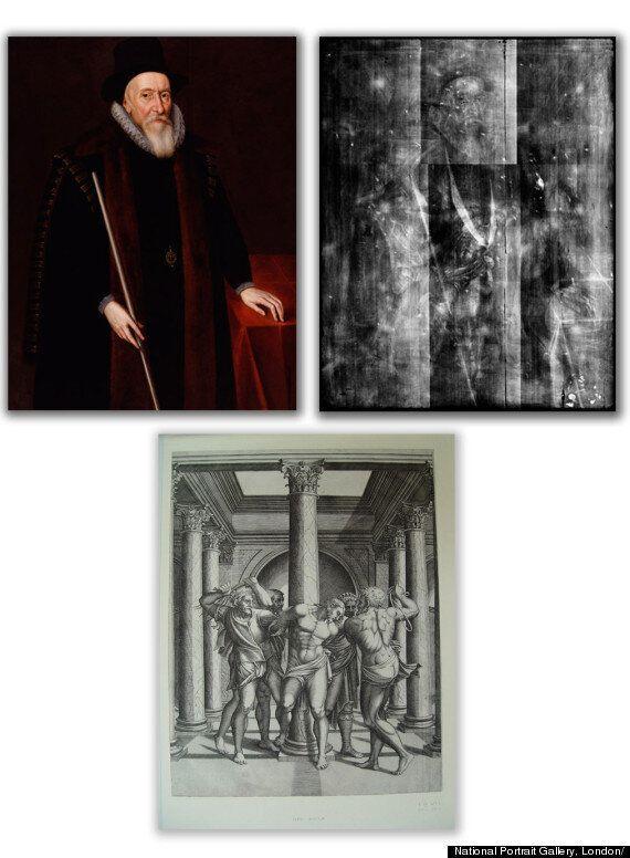 X-Rays Reveal Hidden Secrets In Tudor Treasures At The National Portrait