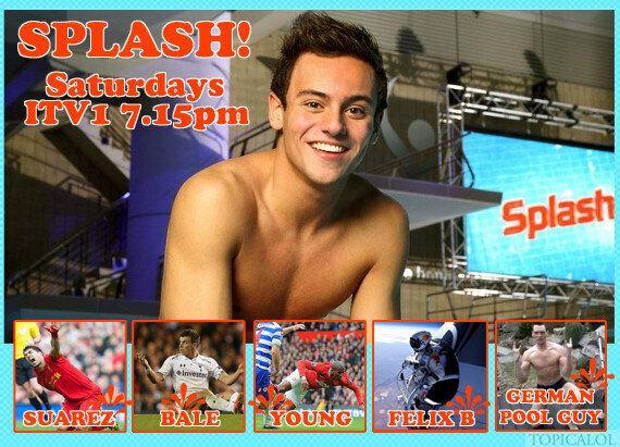 Tom Daley's Splash! - Full Line-Up Of Divers Revealed