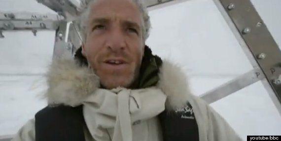 Polar Bear Filmed Close Up In Arctic Norway By BBC Camerman Gordon Buchanan (PICTURES,