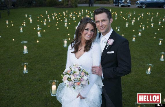 McFly's Harry Judd Unveils First Wedding Pictures: 'It Was Just