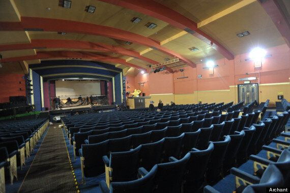 Spa Pavilion Theatre In Suffolk Latest Victim Of Government Art