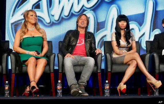 Nicki Minaj And Mariah Carey's 'American Idol' Feud Resurfaces At Press Conference