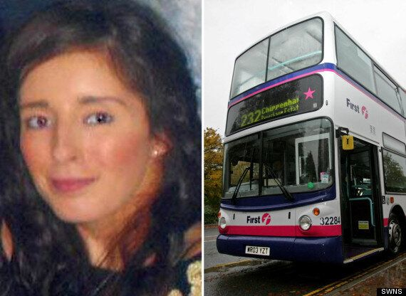 Epileptic Jess McGee, 19 Ordered Off Bus After Driver Calls Her Illness A