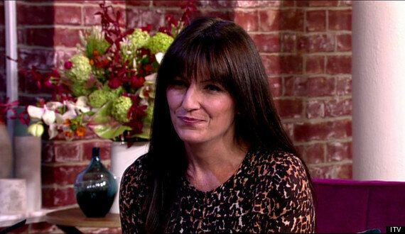 Davina McCall: 'I'm Not A Perfect Gym Bunny, I Have To Work At