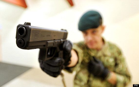 Glock Pistols To Be Provided To Soldiers In Afghanistan In £9m Contract