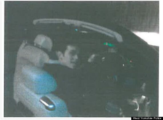 Burglar Caught After Posing For Picture Behind Wheel Of Stolen