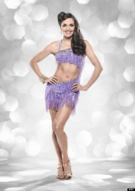 Strictly Come Dancing: Victoria Pendleton Reveals How Her Body Has Changed 'Daily' Since Rehearsals