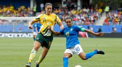 De virada, Austrália vence Brasil por 3 a