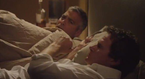 George Clooney Gets In Bed With Cindy Crawford For Tequila Ad