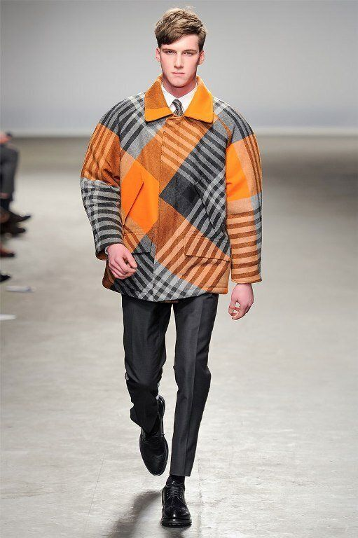 Highlights of London Men's Fashion for Autumn/Winter