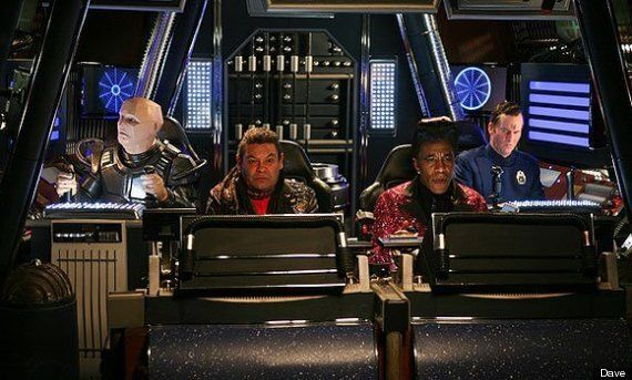 'Red Dwarf' Returns – Can The Show Still Get Laughs Without Pot-Smoking Viewers? The Cast Discuss