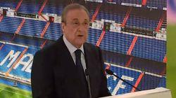 Multitud de comentarios por lo que ha pasado en el Bernabéu durante la presentación de