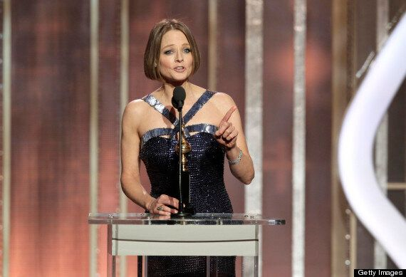 Golden Globes 2013: Jodie Foster 'Comes Out As Gay' During Acceptance Speech