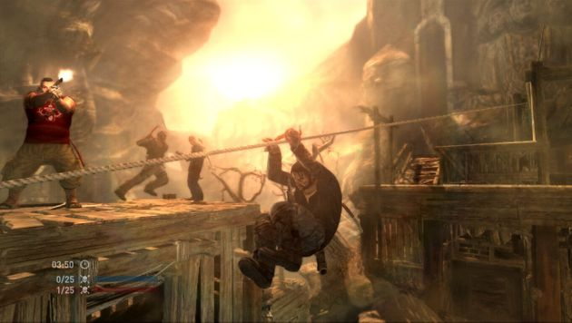 A Preview of Tomb Raider's Multiplayer