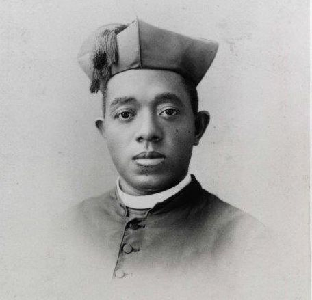Augustus Tolton traveled to Rome in 1880 to attend seminary. He was ordained there on April 24, 1886,...