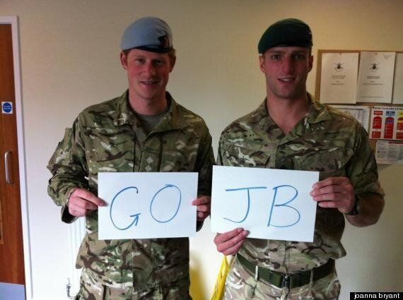 Jo Bryant, 'Inspirational' Cancer Sufferer Who Attracted Prince Harry's Support Passes