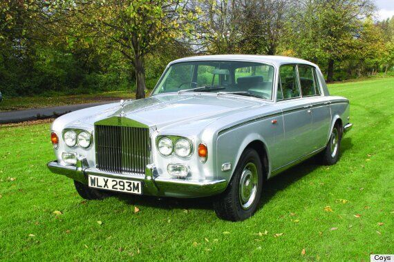 Freddie Mercury Rolls-Royce Fetches Six Times More Than Expected At Coy's