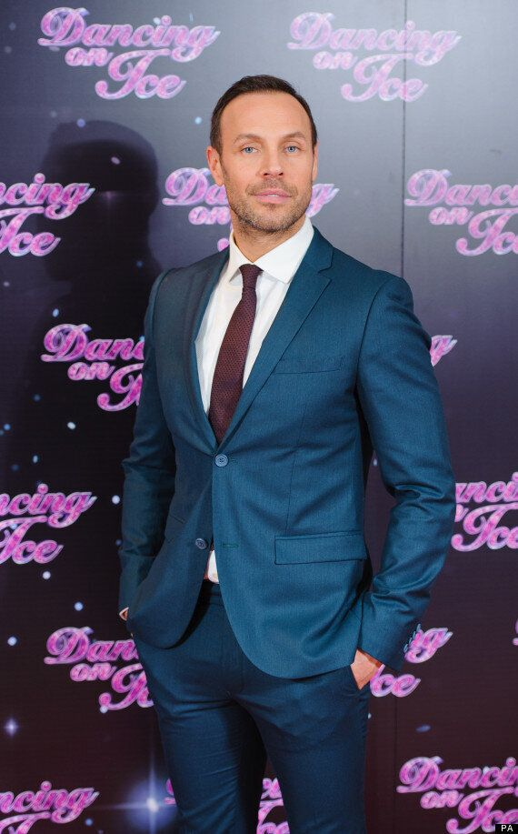 Dancing On Ice's Jason Gardiner: 'I've Got A Fantastic Personality And A Big