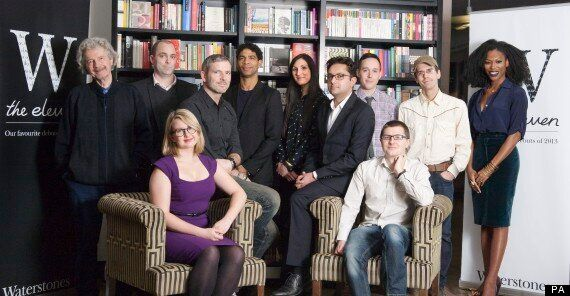 'The Waterstones Eleven' Announced: Stores Tips New Books Destined For