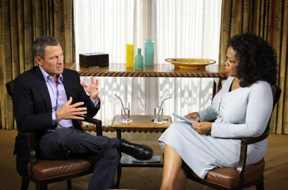 Oprah Says Lance Armstrong 'Did Not Come Clean In The Manner' She
