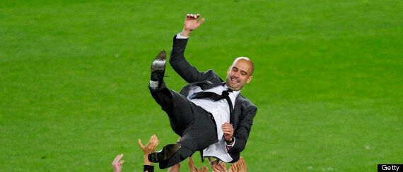 Pep Guardiola Wants To Coach In Premier