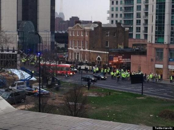 Vauxhall Helicopter Crash: Eyewitness Describe Bodybags, Chaos And