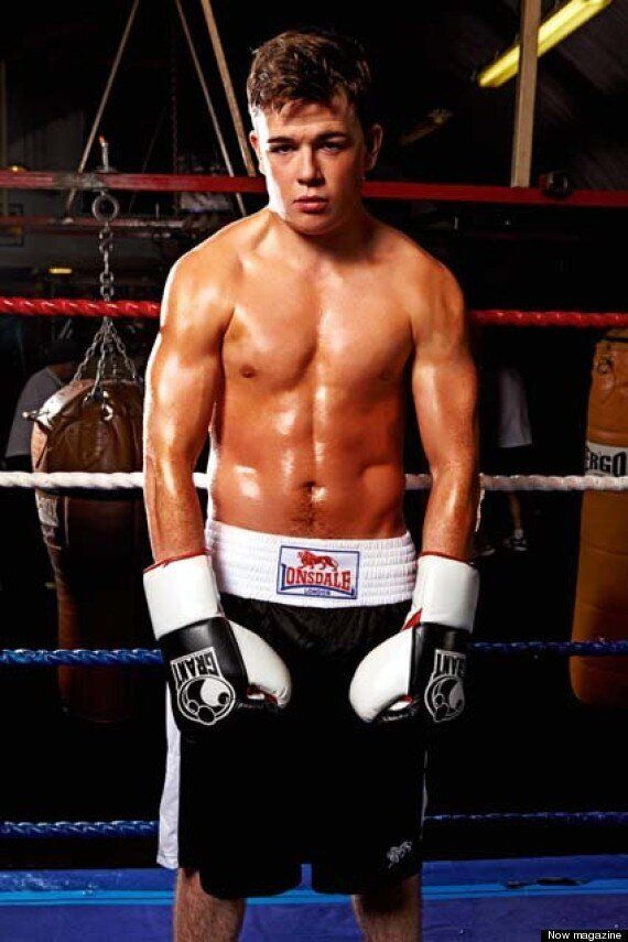 X Factor 2008 Contestant Eoghan Quigg Is Unrecognisable In New Muscly Photoshoot