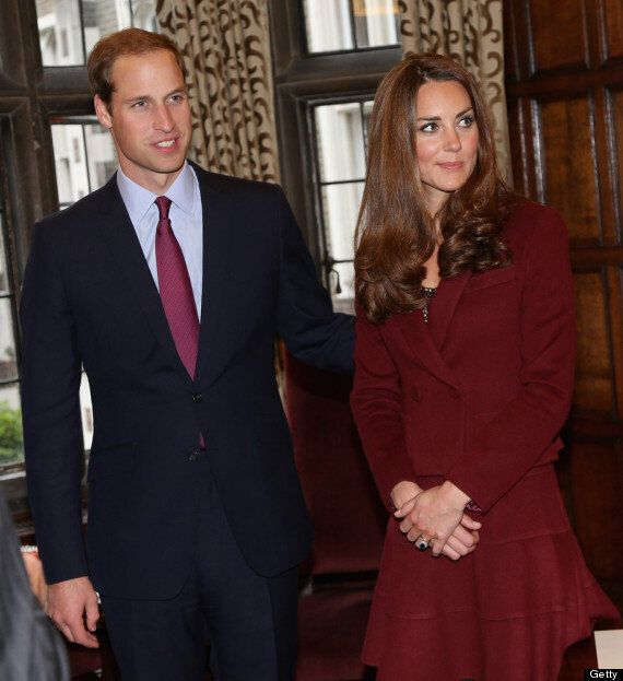 Kate Middleton And Prince William In First UK Public Engagement Since Topless Picture