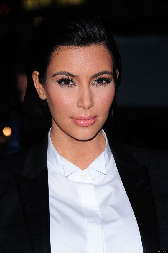 Kim Kardashian, Pregnant Reality TV Queen, Claims She Wants More